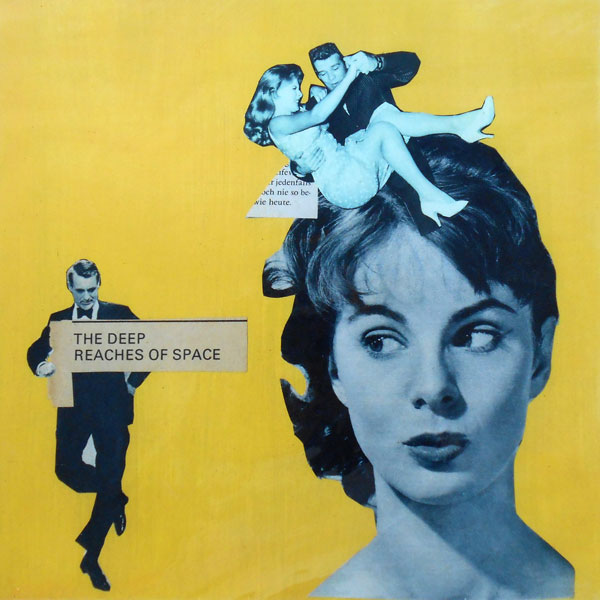 The Deep Reaches of Space is a feminist collage by Julia Andrews-Clifford