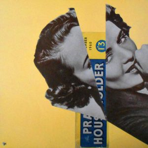 Split Screen. Feminist Collage by Julia Andrews-Clifford